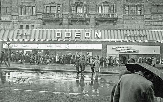 Old Odeon Newcastle Newcastle Newcastle Upon Tyne Newcastle United