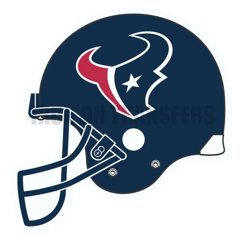 Homemade Houston Texans Iron on Stickers (heat transfers ...
