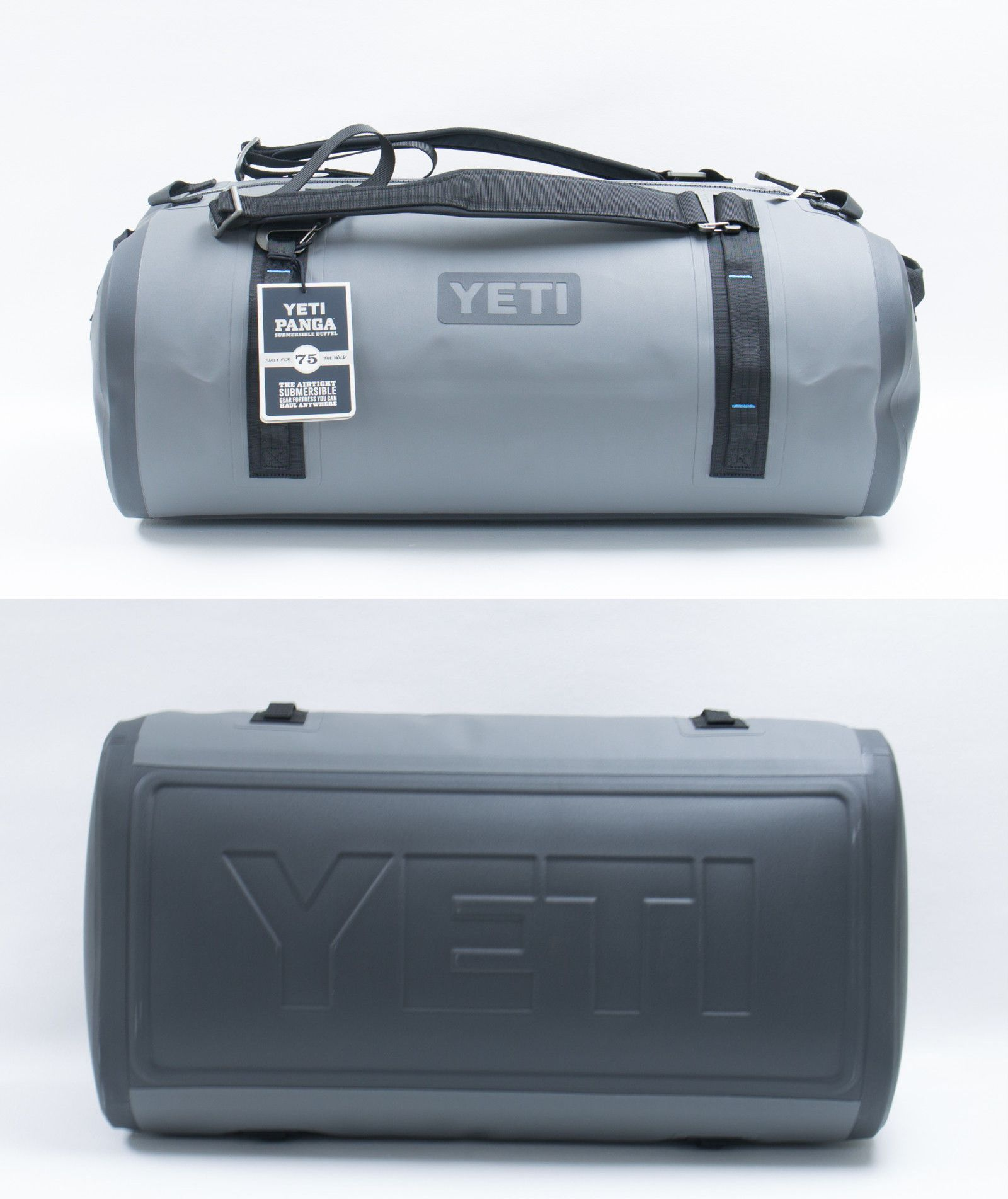Backpacks Brand New Yeti Panga Duffel Storm Gray