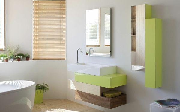 Modèle salle de bain moderne - quelques idées fascinantes et