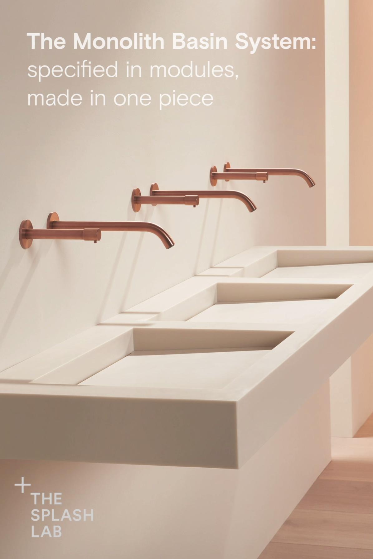 The Splash Lab Usa Video Video Public Restroom Design Washroom Design Commercial Bathroom Designs