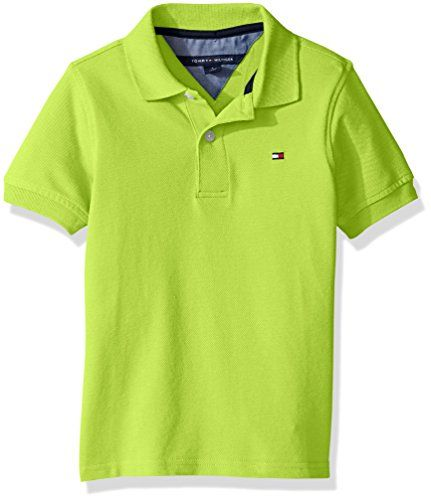 Tommy Hilfiger Boys Short Sleeve Ivy Polo