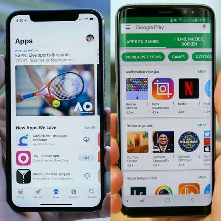 iPhone x App, Technology gadgets, News apps