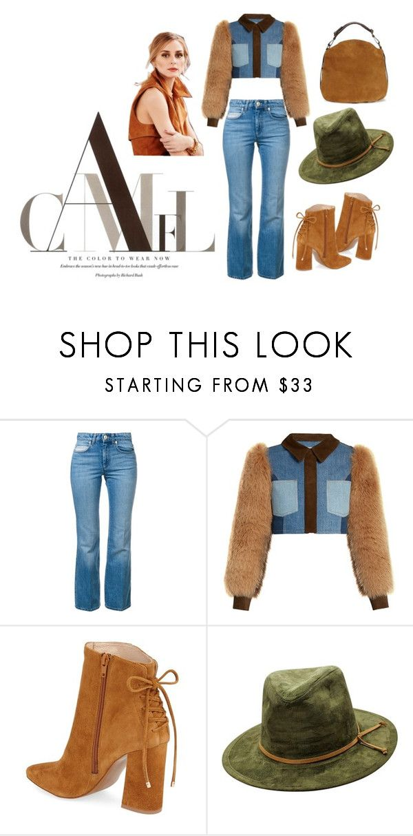 """camel"" by anarlorca ❤ liked on Polyvore featuring Sonia Rykiel, Kristin Cavallari and UGG"