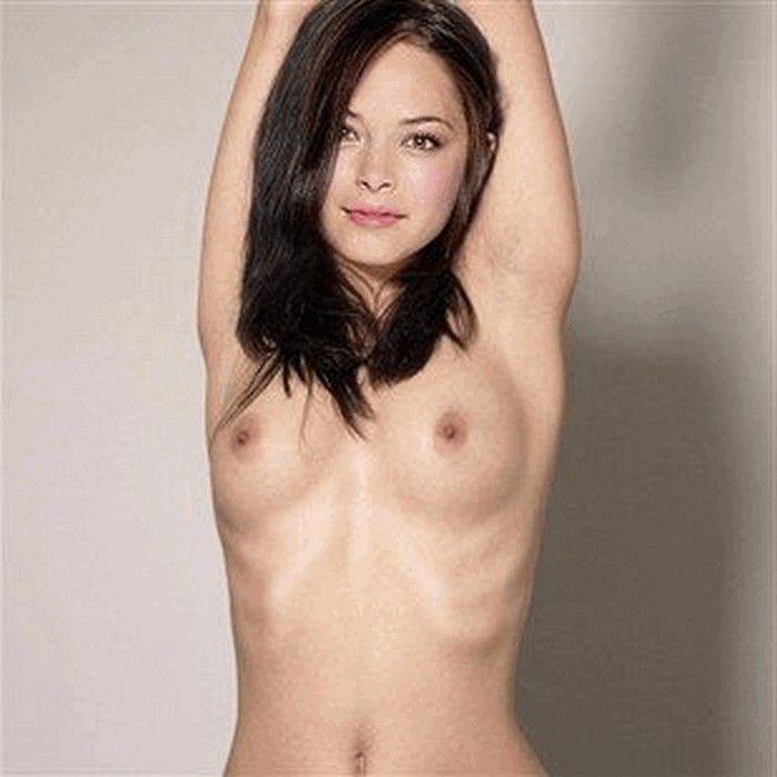 Kristin kreuk poses nude pic 416