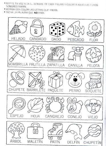 REPASO DE VACACIONES – FICHAS CON ACTIVIDADES PREESCOLAR | Tp niños ...