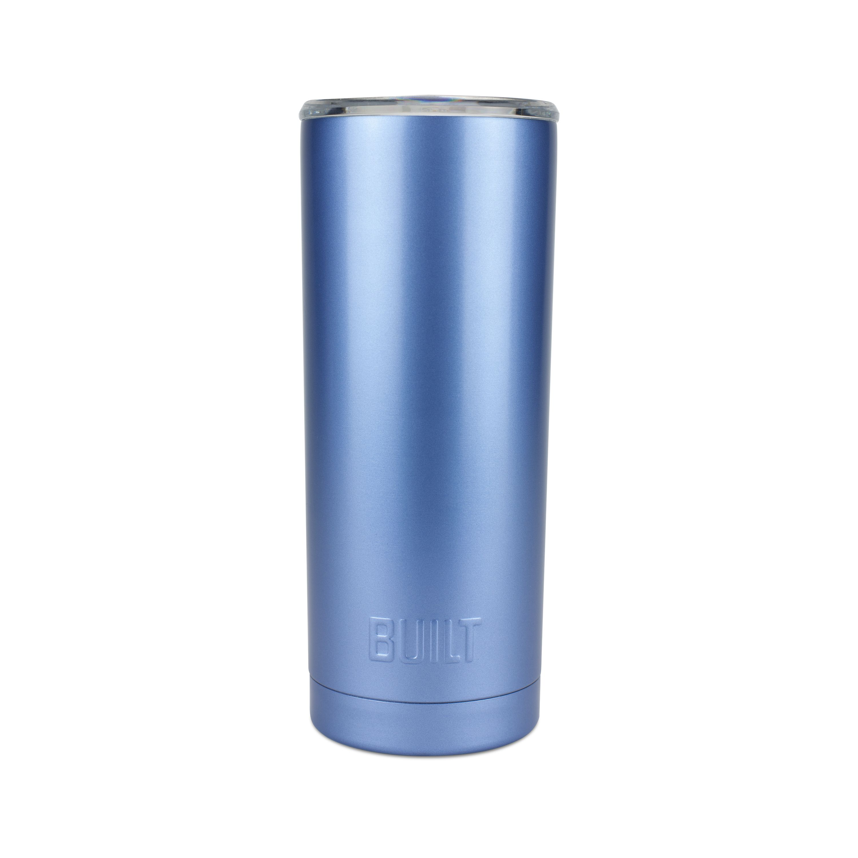 1d9892b6153 Built Double Wall Stainless Steel Vacuum Insulated Tumbler, 20 Oz -  Walmart.com