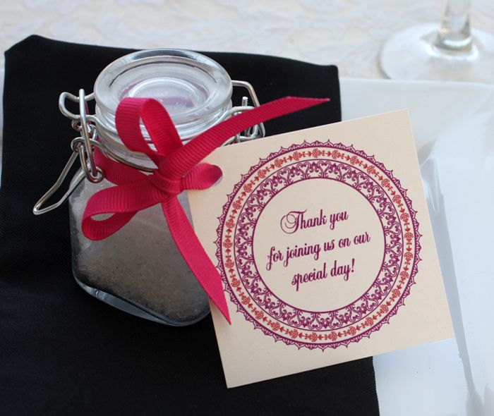 Wedding Reception Favor Tags Wedding Favours Thank You Wedding Thank You Messages Wedding Reception Favors