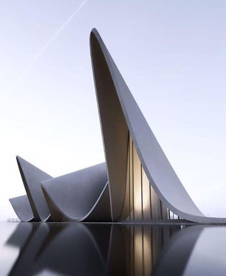 Art Architecture Auf Instagram Concept By Roman Vlasov Architecture L Arch Architecture Conceptuelle Architecture Futuriste Architecture