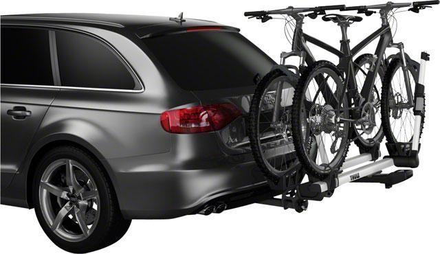 Thule 9035 T2 Pro 1 25 Receiver Hitch Rack 2 Bike Hitch Bike