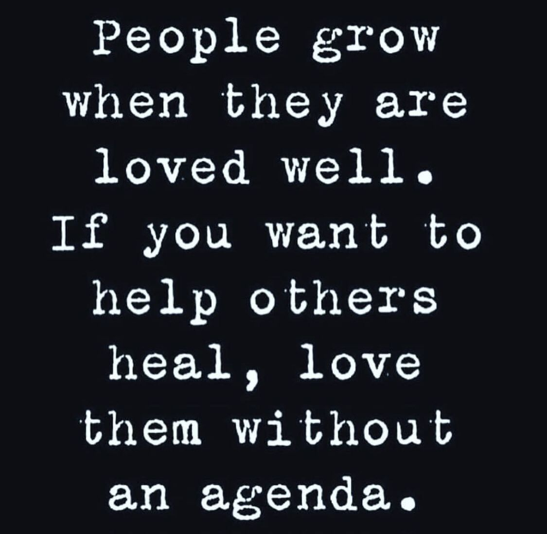 Love produces healing 🙏❤️
