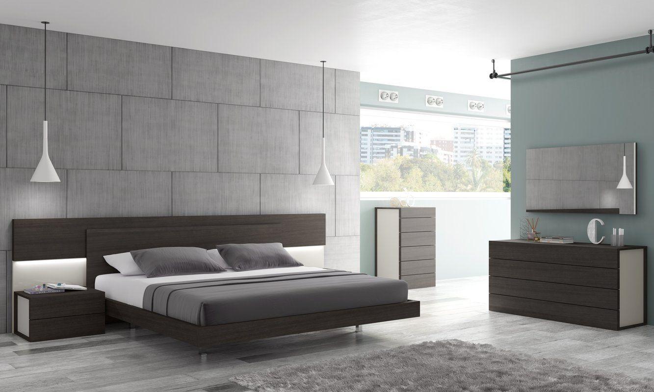 Briar Creek Platform Configurable Bedroom Set | beds in 2019 ...