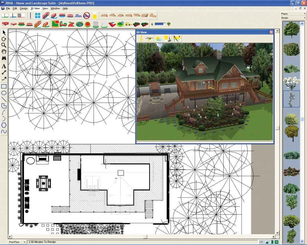 3d home architect landscape design deluxe 6 free download ...