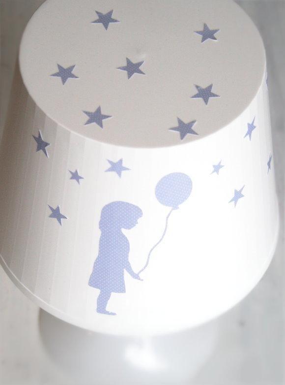 Ikea Lampe gestalten
