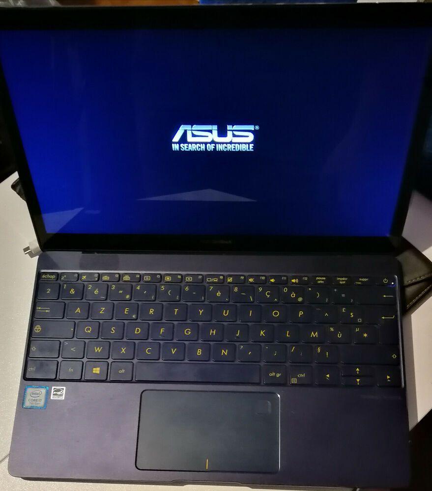Asus Zenbook Ux390 Laptop