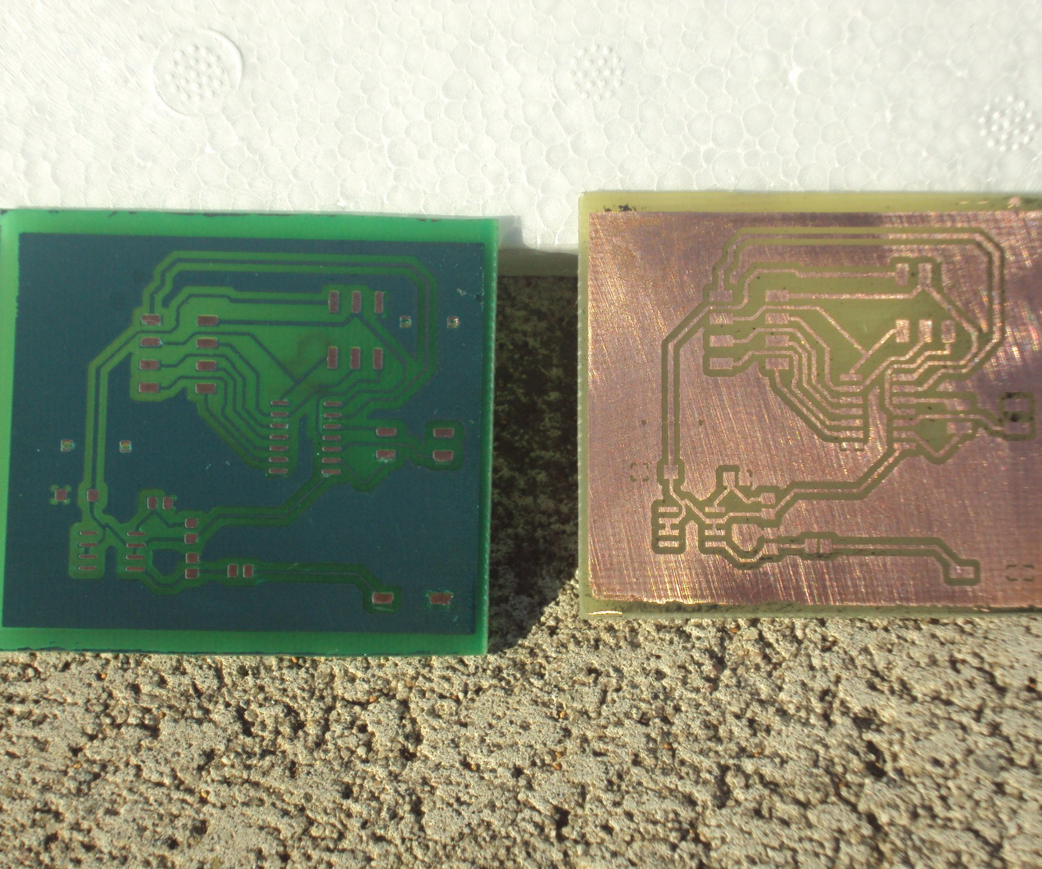 This Instructable Is About Dry Film Solder Mask In Other Words For Circuit Boards