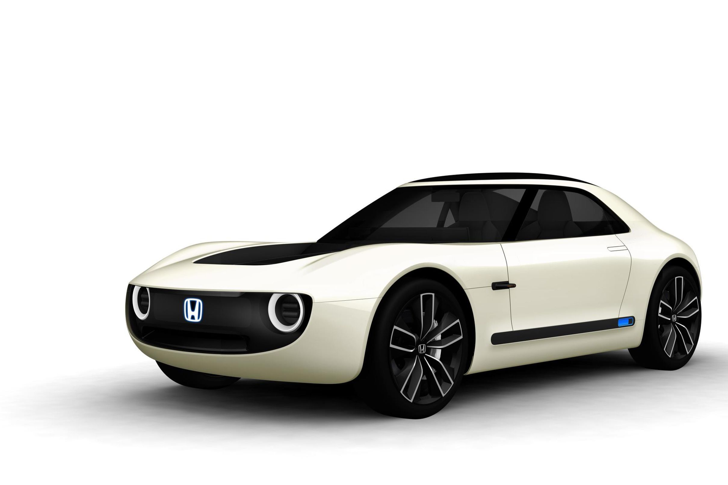 Sports Ev Is Second Electric Concept With Ai The Automaker Has Shown This Year