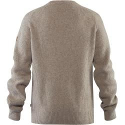 Photo of Fjällräven Geenland Re-Wool Crew-Neck Herren Woll-Pullover gray L FjällrävenFjällräven