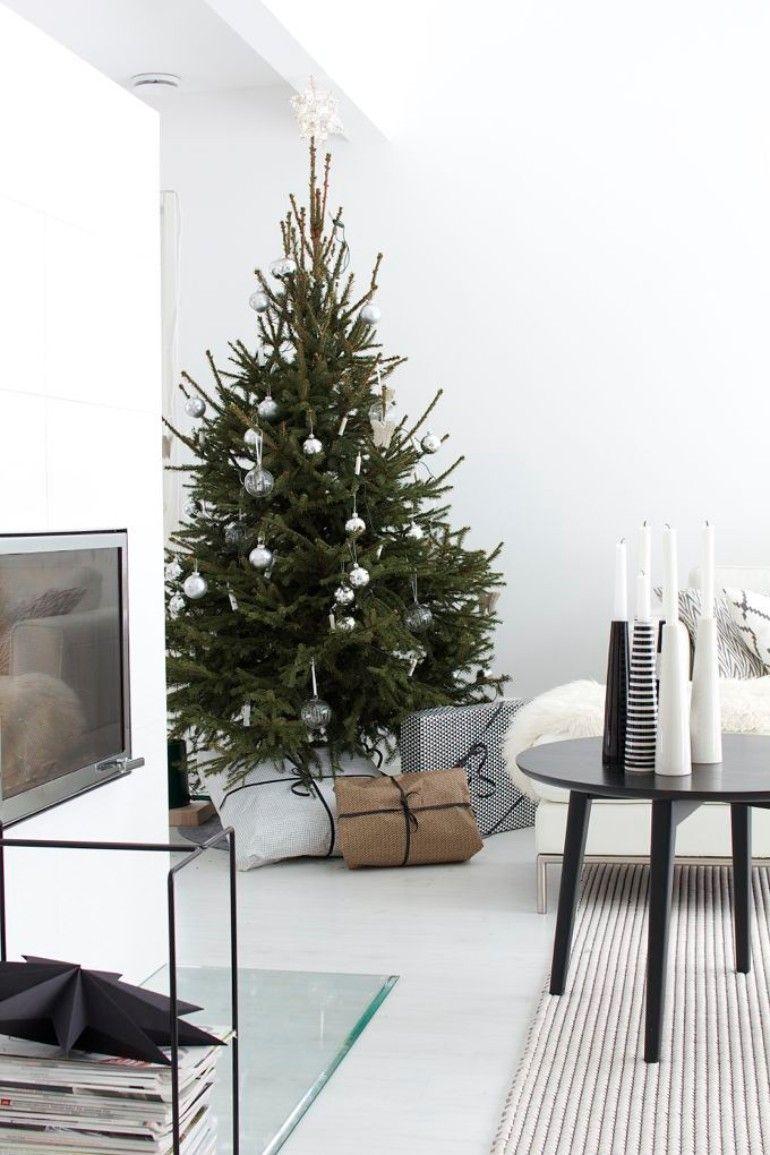 Image result for scandinavian christmas tree | Holidays | Pinterest ...