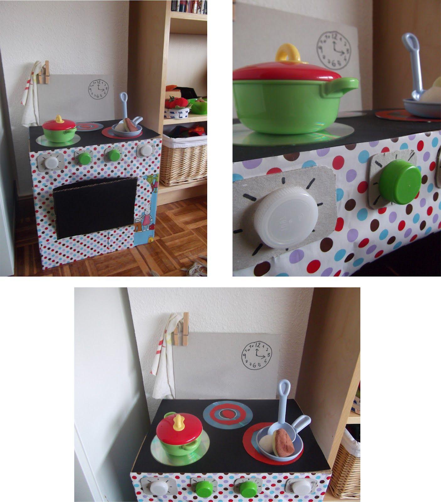 cafran cocinas ideas para hacer una cocinita de cart n