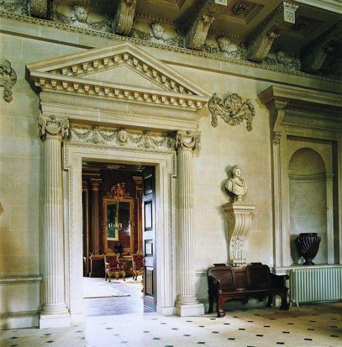 theladyintweed:  Houghton Hall