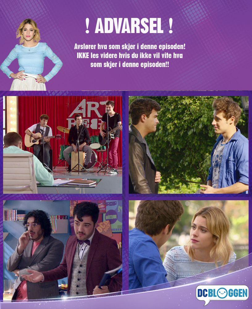 Violetta | Disney-Kanal | Disney.no