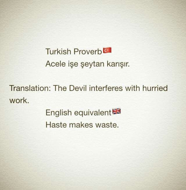 Love Quotes In Spanish Translated To English: Turkish Quotes With English Translation