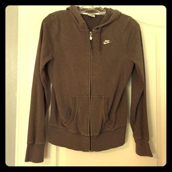 a9ef3ea368a2 Nike Jacket Brown Nike jacket! Nike Jackets   Coats Utility Jackets ...