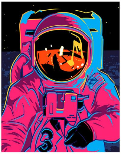 astronaut tumblr space pinterest astronauts spaces and