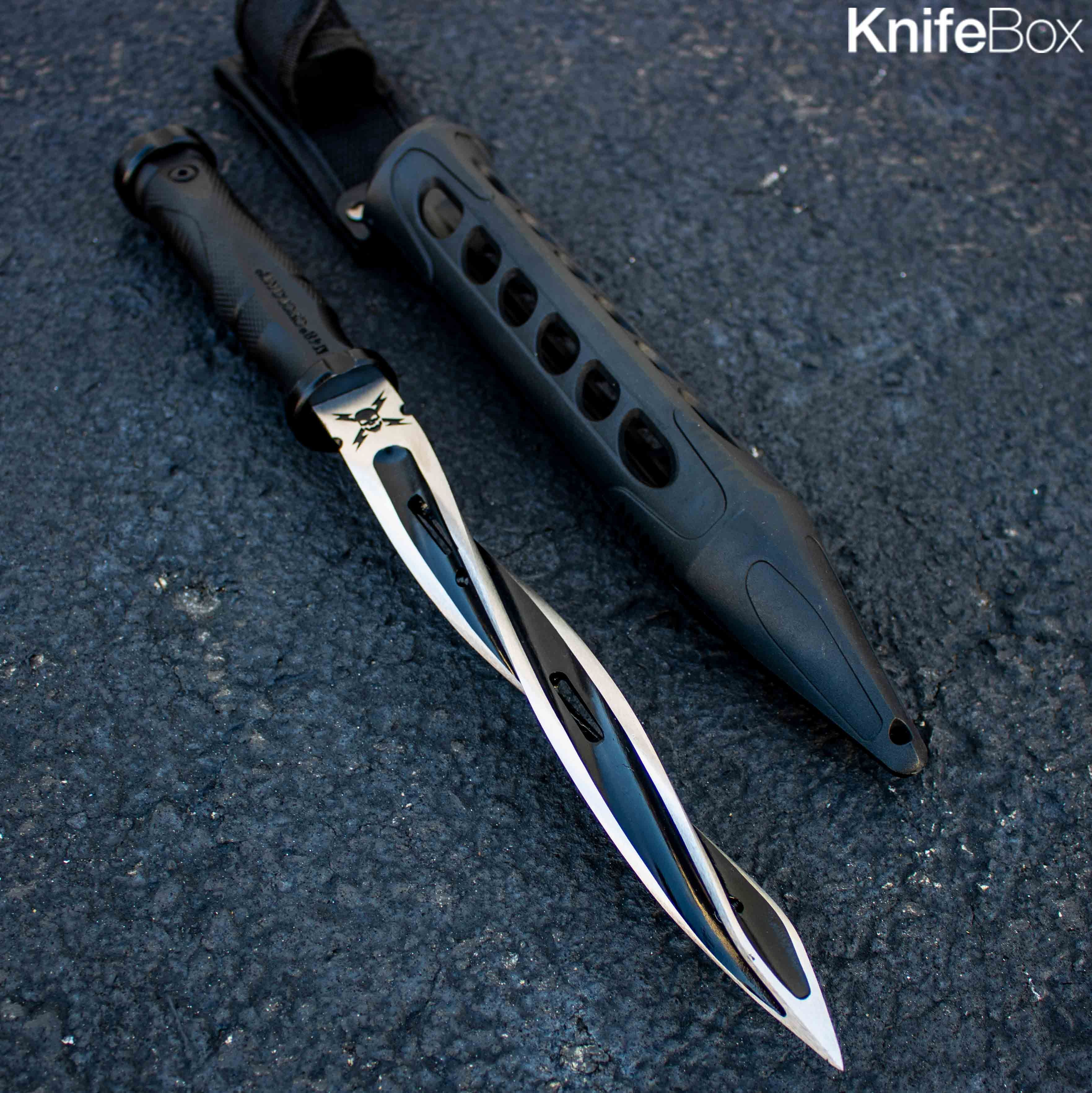 Knife Box Shop Product M48 Cyclone Fixed Blade 79 99