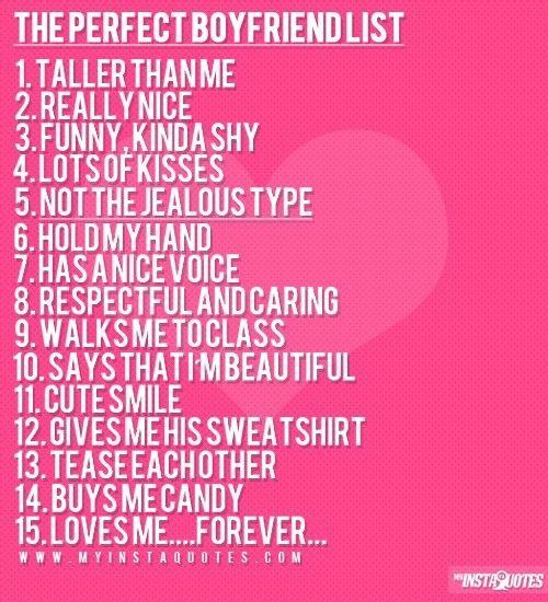 Perfect Girlfriend List 8062a630b709288fd685ba01268422 ...