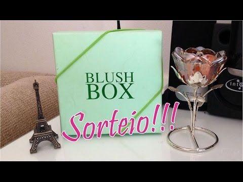 Concurso Cultural - Caixinha blush box recheada! | Daiane Rebelo (+playl...
