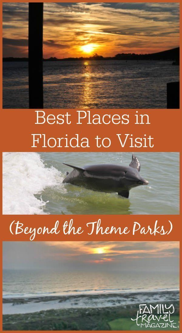 Best Places To Visit In Florida Beyond The Theme Parks Best Places In Florida Cool Places To Visit Cheap Beach Vacations