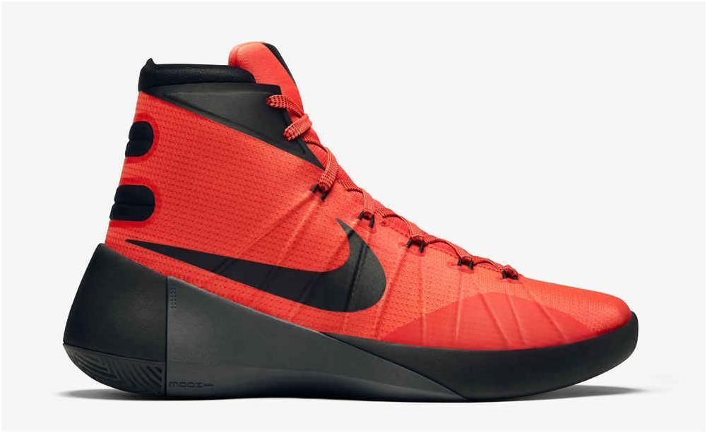 new style 5a2ab 307ef High-Class Hyperdunk 2015 Bright Crimson Athletics Shoes Low Price Sale