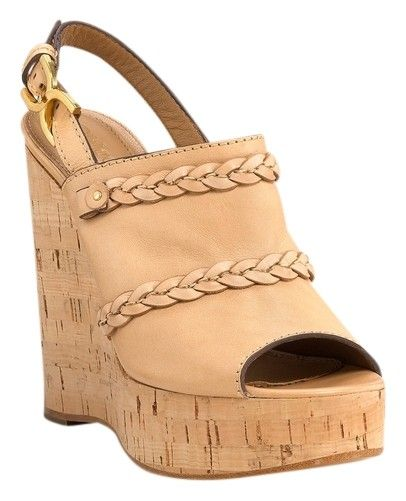 923eab163 Get the must-have wedges of this season! These Chlo Marcie BEIGE Wedges are  a top 10 member favorite on Tradesy. Save on yours before they're sold out!