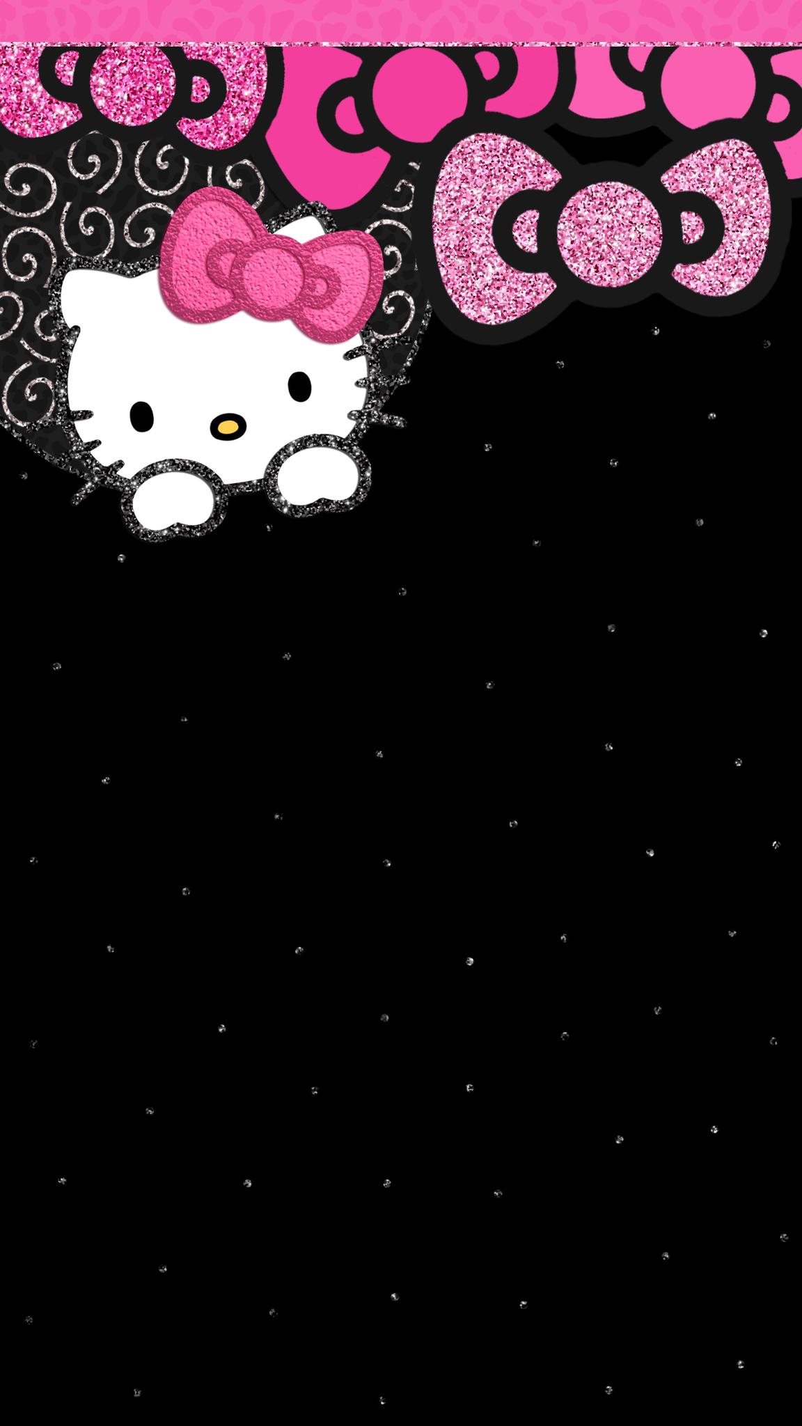 Dropbox Sossy Kitty Hello kitty iphone wallpaper