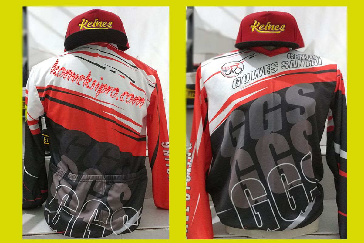 Jersey Sepeda Tangerang konveksiPro 087772476444 Kaos