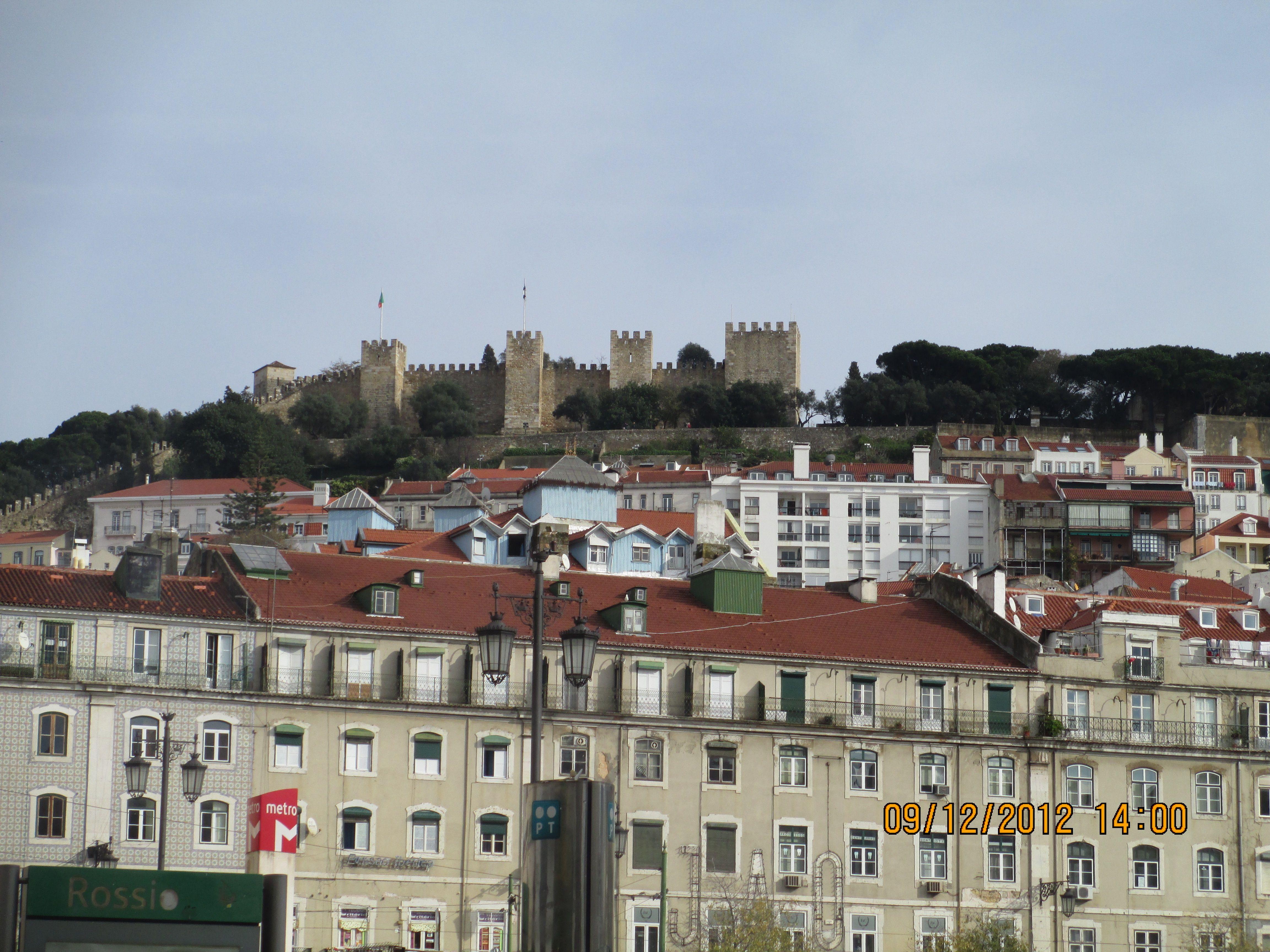 Castelo de S Jorge