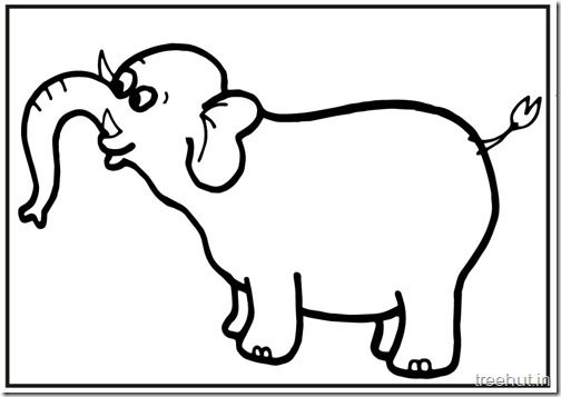 The Art Of Living Navratri Celebrations Nine Forms Of Mother Divine Elephant Coloring Page Coloring Pages Biggest Elephant