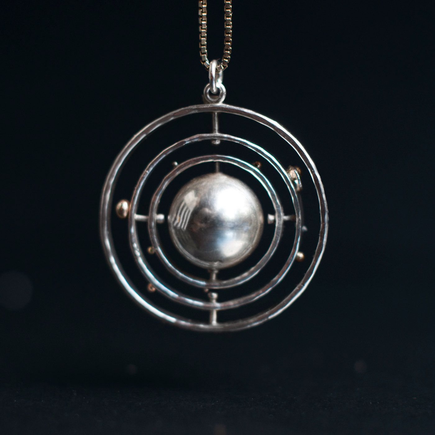 c4b3a1ac1f6 Kinetic solar system jewelry - Boing Boing