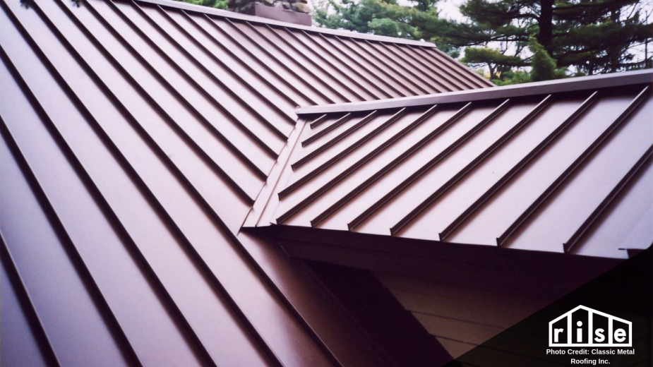 What You Need To Know About Metal Roofs Metal Roof Houses Metal Roofs Farmhouse Metal Roof Installation