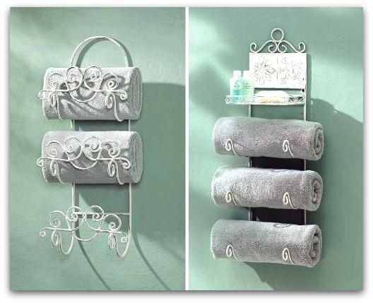 Art Symphony: Bathroom Storage Ideas