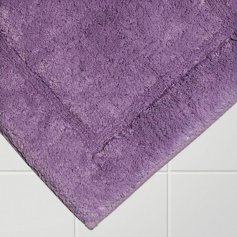 Buy John Lewis Egyptian Cotton Deep Pile Bath Mat | John Lewis
