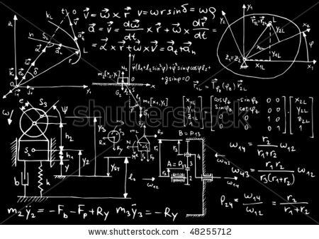 E Mc2 Derivation Blackboard Google Search Spirit Science Science Formulas Physics