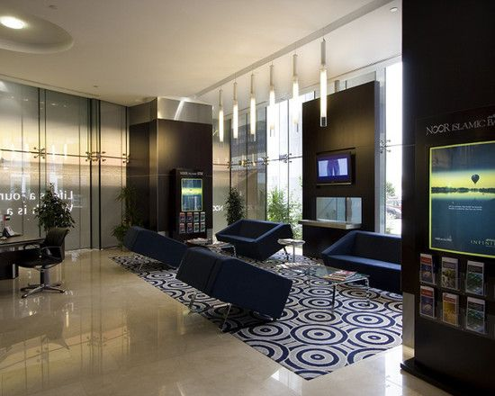 Ultra Modern Interior Design With Sleek And Glossy Touches