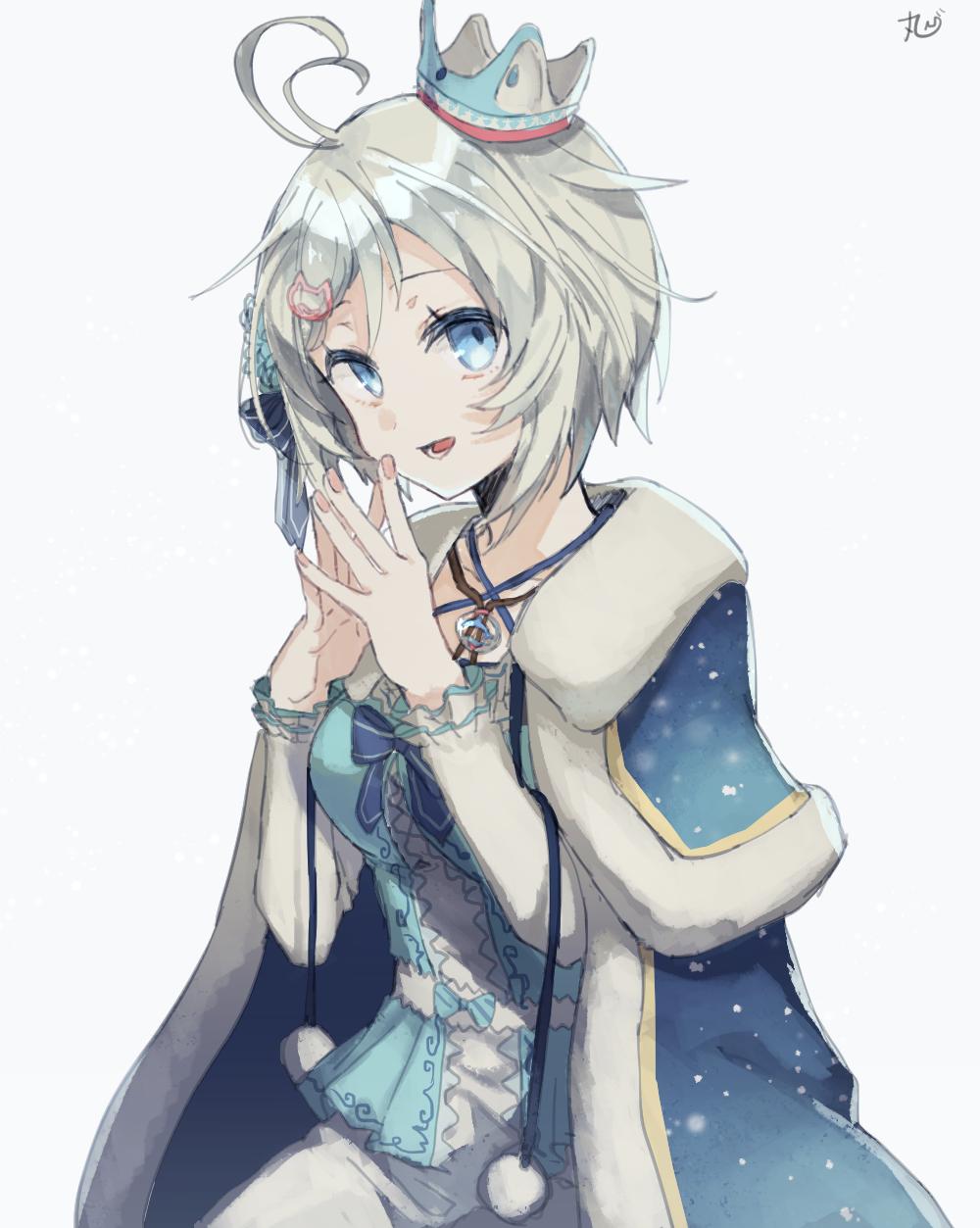 Artist てび丸 イラスト キャラクターデザイン シロ