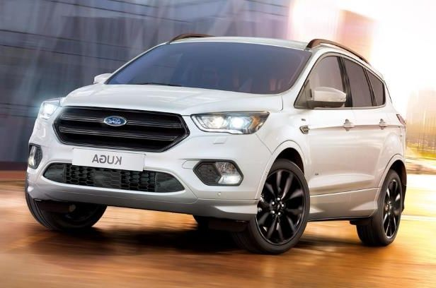 ford kuga st line to get revised suspension and steering. Black Bedroom Furniture Sets. Home Design Ideas