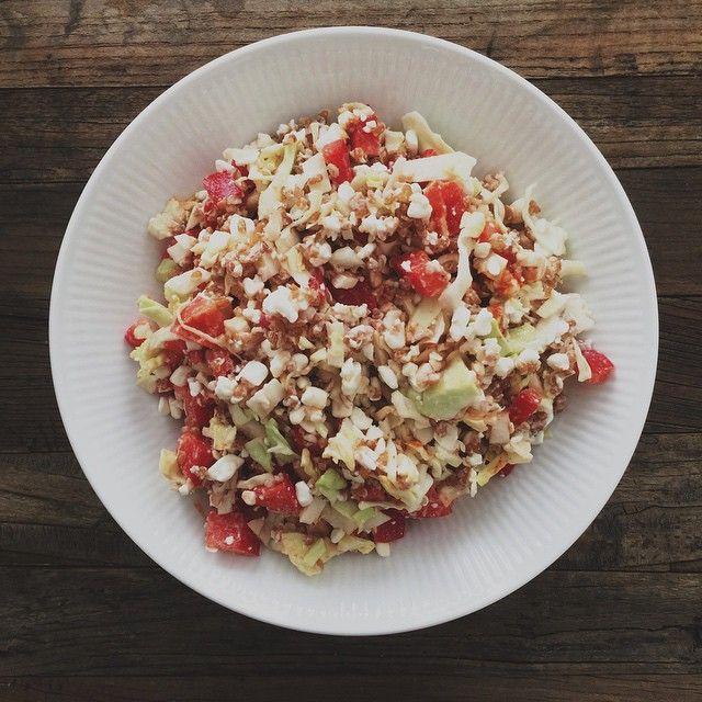 Bulgur salat nem