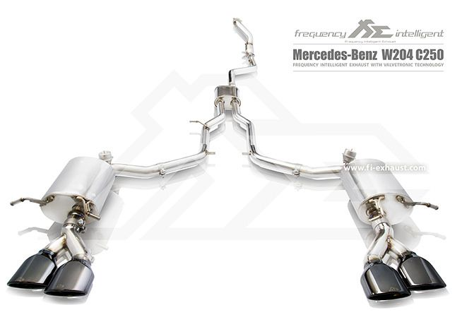 #Mercedes_Benz_w207_C250_Coupe Fi #exhaust / More: www.fi-exhaust.com / TEL : +886-2-26188966 / Email : info@fi-exhaust.com