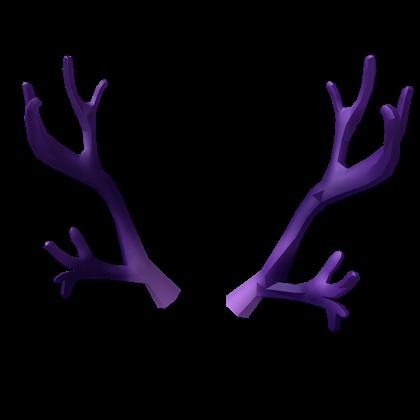 Amethyst Antlers - ROBLOX